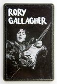 Rory Gallagher - 'Guitar' Fridge Magnet